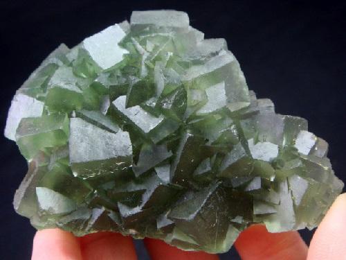 fluorite fluorescence