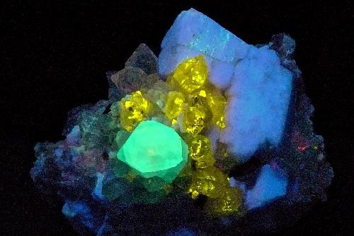 wurtzite crystals